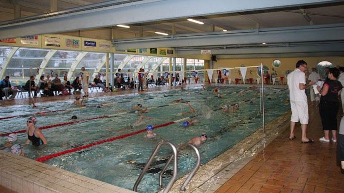 2e journ e natathlon thaon les vosges for Journee piscine