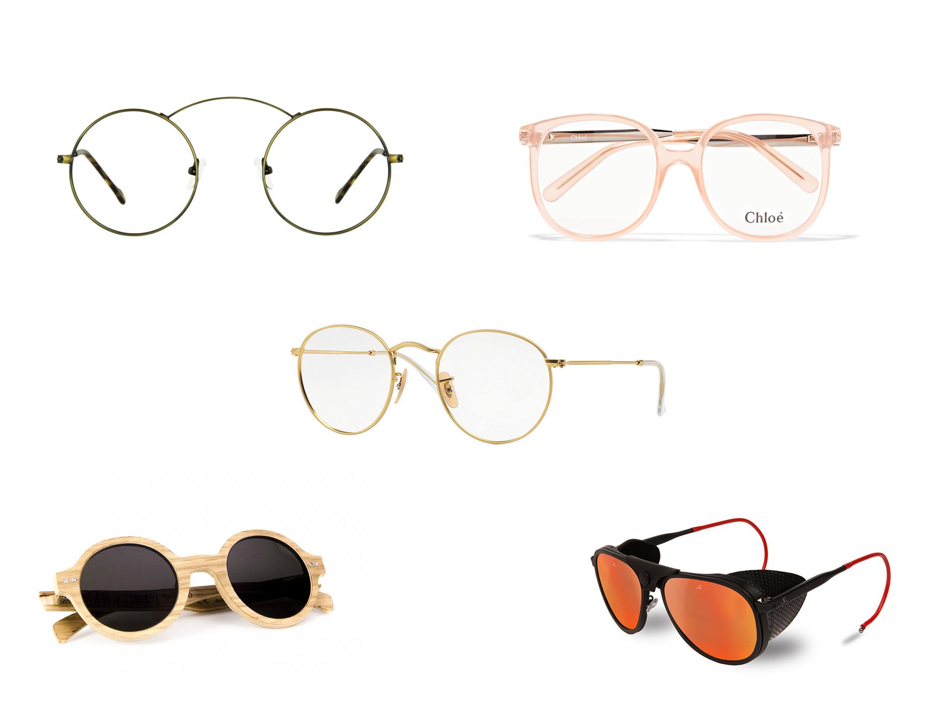 Rondes, bois, plexi... Les tendances lunettes en 2017 6959a0491991